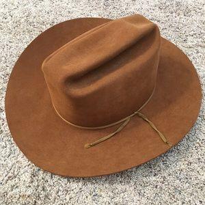 Vintage Sears Western Hat -  Size 7 1/8
